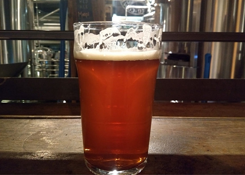 barge du canal IPA paname brewing company