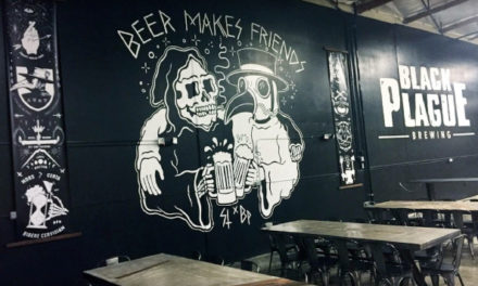 How To get In The Brewing Industry : Tips From Jordan Hoffart  (Black Plague Brewing)