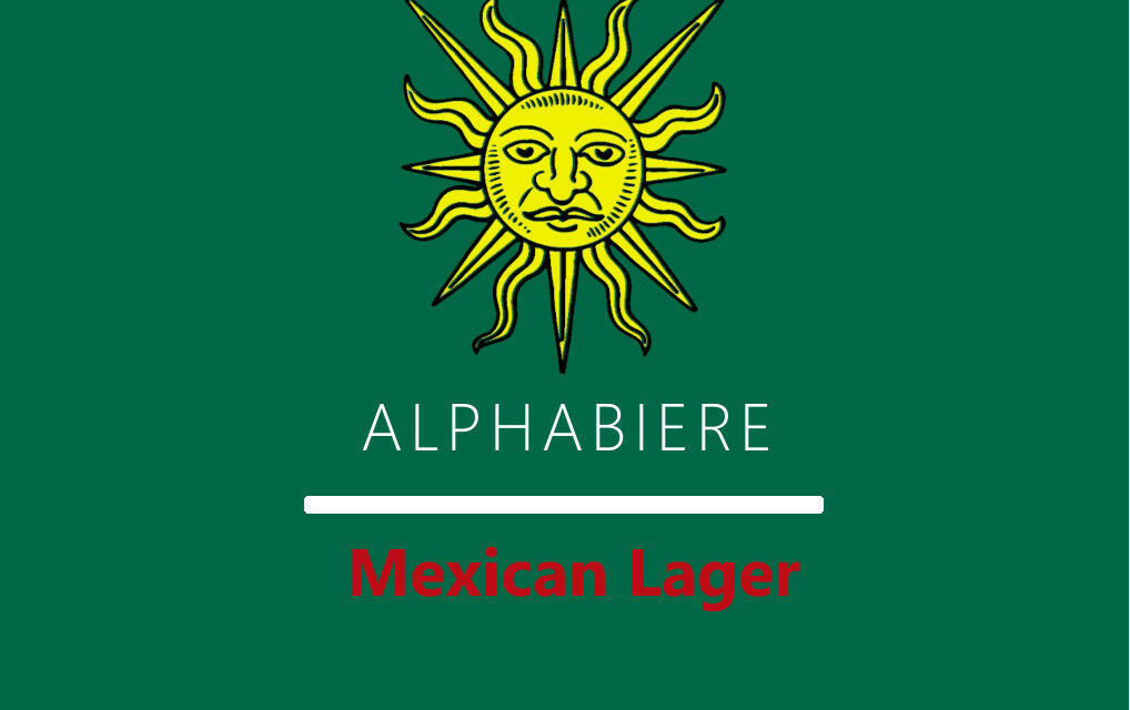 Recette 19 litres Mexican Lager